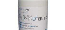 Protalean Nutrition Premium Whey Protein 8.0 Review
