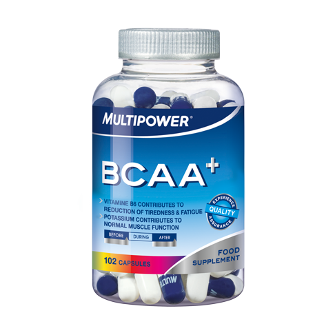 Multipower BCAA+ Review
