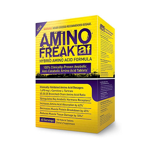 PharmaFreak Amino Freak Review