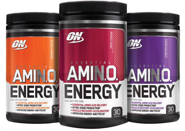 Optimum Nutrition Amino Energy Review
